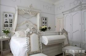 50平米小户型卧室装修效果图 欧式卧室