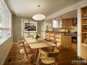 80平米的房子装修 80平米小户型餐厅装修