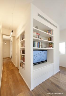 40平米小户型客厅装修效果图