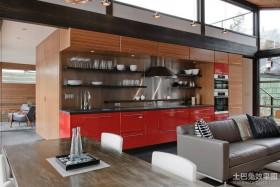 两室两厅厨房精装修