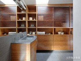 两室两厅卫生间精装修