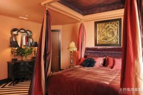 高档别墅婚房卧室装效果图欣赏
