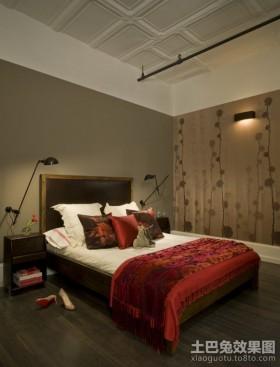 欧式风格装修卧室效果图