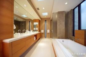 室内卫生间装修效果图大全2012图片