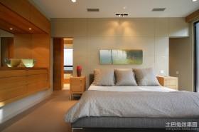 室内卧室装修效果图大全2012图片