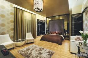 120平米三室两厅装修图卧室装修