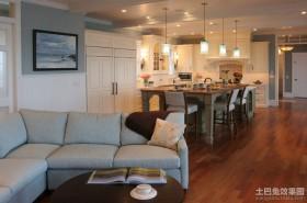 2013最新家庭厨房装修效果图