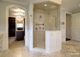 卫生间装修效果图欧式风格