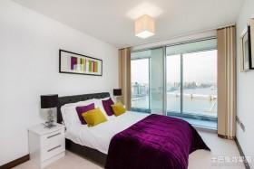 现代简约风格卧室装修效果图大全2012图片 四室两厅卧室装修效果图