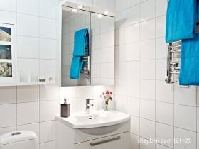 59平米小户型公寓卫生间装修