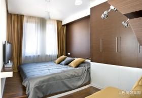 70平米小户型现代卧室装修效果图