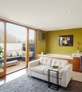 40平米小户型装修 小客厅装修效果图