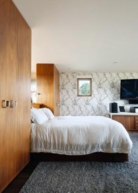 40平米小户型装修 小卧室装修效果图