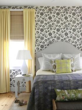 二室一厅装修风格 小卧室装修效果图