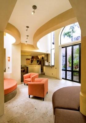 美式新古典风格休闲区装修效果图