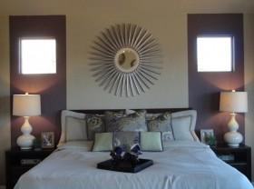 美式乡村装修风格卧室装修图片