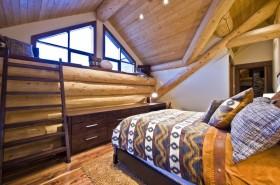 小型别墅图片大全 美式卧室装修效果图