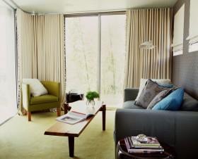 后现代风格客厅装修效果图大全
