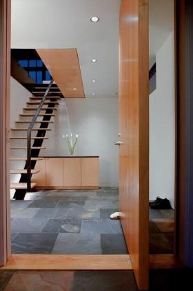 复式楼梯装修图片大全