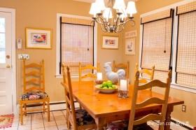 家居餐厅装修效果图 乡村田园风格舒适美家