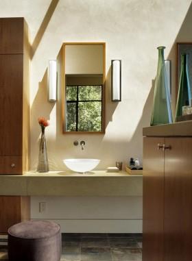 现代风格卫生间室内装修效果图