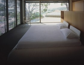 现代风格卧室 现代舒适卧室效果图