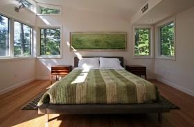 小型别墅图片 别墅卧室装修效果图