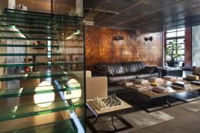 东南亚风格客厅沙发背景墙装修效果图大全