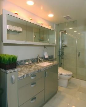 90平米小户型卫生间装修