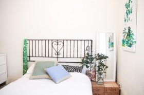 40平米小户型装修效果图 简约卧室装修