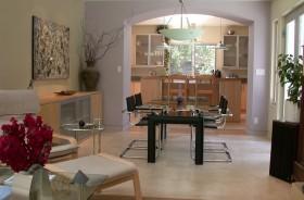 美式乡村风格家具餐厅装修