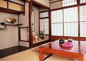日式风格装修榻榻米效果图片