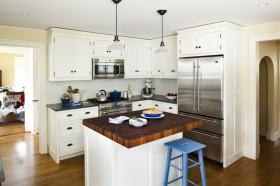小户型开放式厨房装修