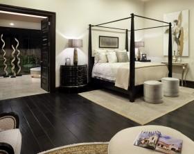 东南亚风格奢华别墅装修效果图