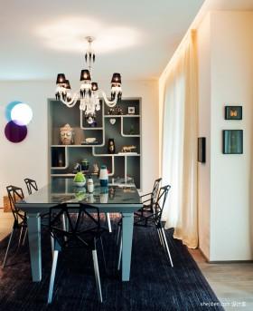90平米小户型餐厅设计