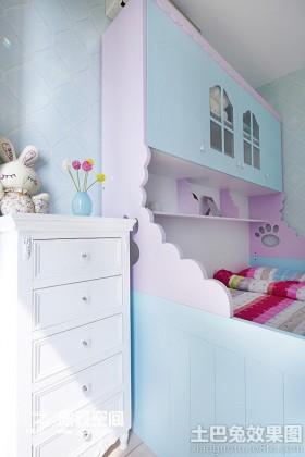 温馨儿童房图片