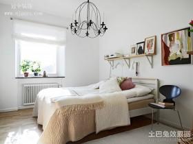 50平米小户型装修简约卧室