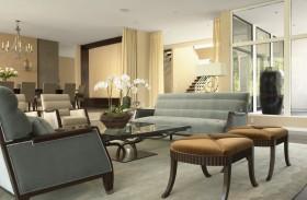 简欧风格复式客厅装修效果图大全