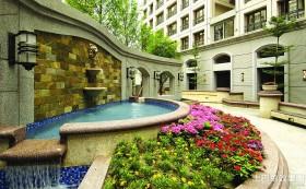别墅中庭景观设计