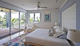 现代风格别墅装饰效果图 卧室装修效果图
