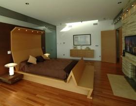 别墅卧室室内装修效果图