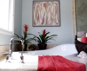 卫浴间装修效果大全2012图片
