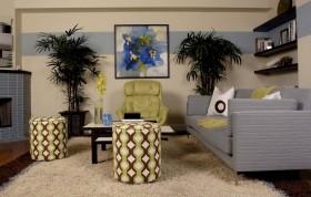小户型客厅沙发装修效果图大全