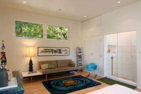 70平小户型简约客厅装修效果图大全