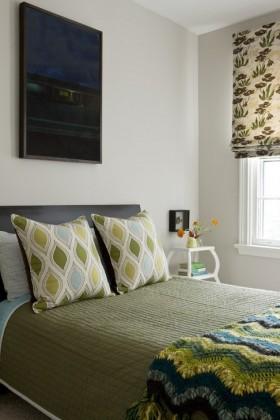 两房一厅装修图片 小卧室装修效果图