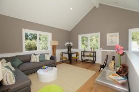 灰色素雅的客厅沙发背景墙装修效果图大全