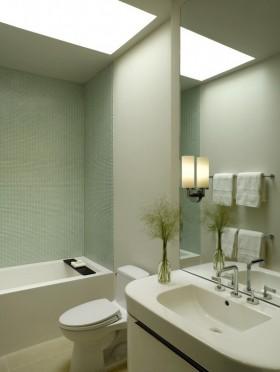 卫生间装修效果图 厕所装修效果图