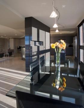 四居室现代风格餐厅装修效果图大全