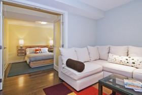 60平米小户型房屋装修 客厅室内装修