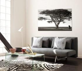 简约素雅的客厅布艺休闲沙发图片
